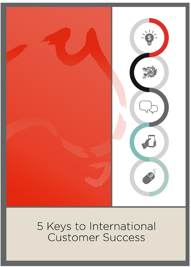 5 Keys to International Customer Success icon