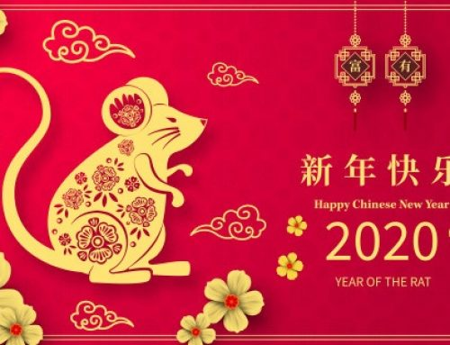 About Chinese New Year 2020:  Year of the Rat