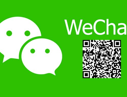 Announcing the launch of the official G'day Friends WeChat account